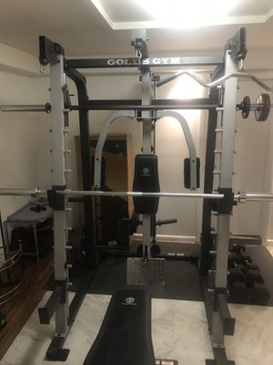 Gold's gym equipment for Sale in Queens, NY