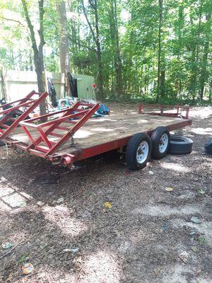 Heavy duty trailer for Sale in Lawrenceville, GA