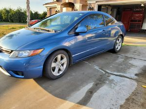 2006 Honda civic EX for Sale in Porterville, CA