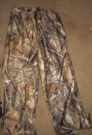 Men's XL camo pants 2 pairs for Sale in Loganville, GA