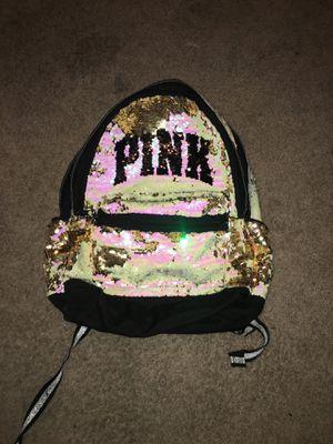 Pink Victoria secret backpack for Sale in Houston, TX