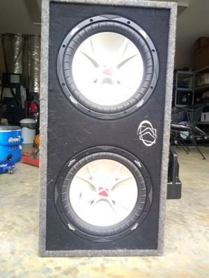 Box ,amplifier,Subwoofers for Sale in Maryville, TN