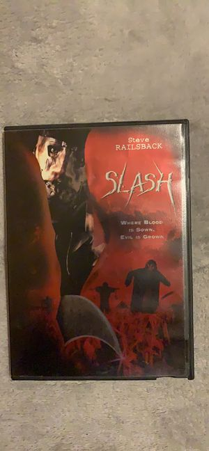 "Steve Railsback ""Slash"" rare dvd for Sale in Avis, PA"