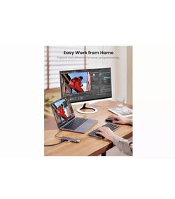 USB C Hub For iPad Pro, iPad, MacBook , Laptop 💻 for Sale in Irvine,  CA