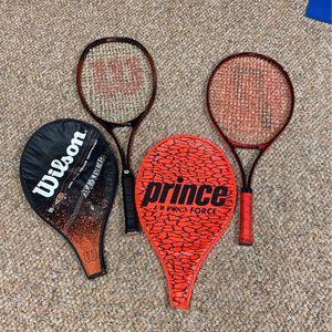Tennis rackets for Sale in Kenosha, WI