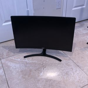 "Acer 24"" 1080p 144hz Curved Gaming Monitor for Sale in Lehigh Acres, FL"