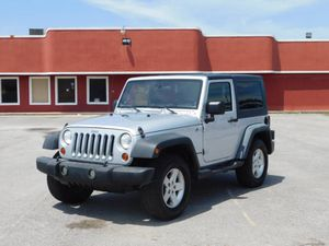 2010 Jeep Wrangler for Sale in Pasadena, TX
