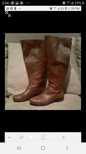 American Eagle Brown Boots 6w for Sale in Philomath, OR