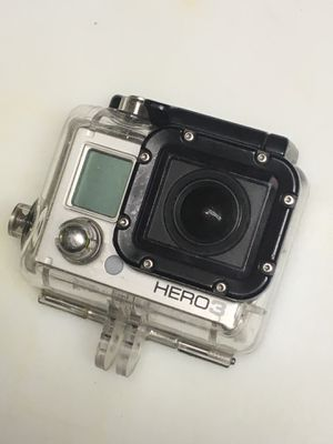 GoPro Hero 3 White Edition with Waterproof housing for Sale in Austin, TX