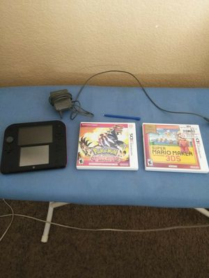 2ds with two games for Sale in Stockton, CA