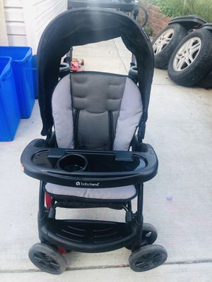 Baby Trend Sit N' Stand Ultra Stroller for Sale in Silver Spring, MD