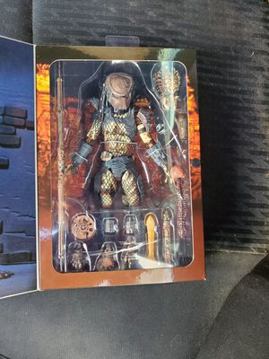 City hunter predator action figure for Sale in Jacksonville, FL