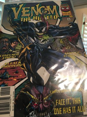 Venom-The Hunted-Marvel Comic-Great Condition! for Sale in Atlanta, GA