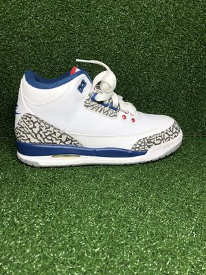 Jordan Retro 3 True Blue for Sale in Irvine, CA