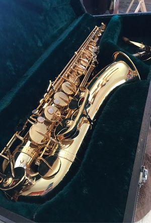 JIN -BAO Tenor Saxophone, 20 years old , for Sale in Whittier, CA