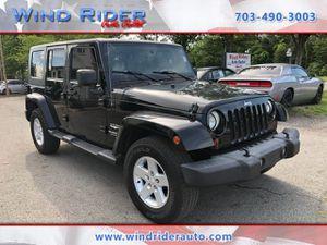 2007 Jeep Wrangler for Sale in Woodbridge, VA