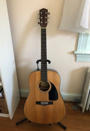 Fender Acoustic Guitar for Sale in Silver Spring, MD