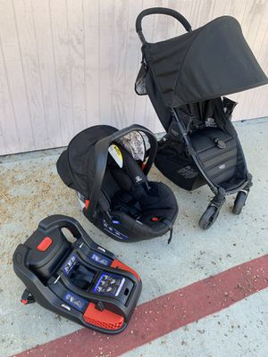 Britax pathway stroller car seat & base for Sale in Industry, CA