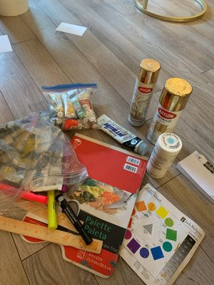 Oil and Acrylic Paints & Art Supplies! for Sale in San Diego, CA