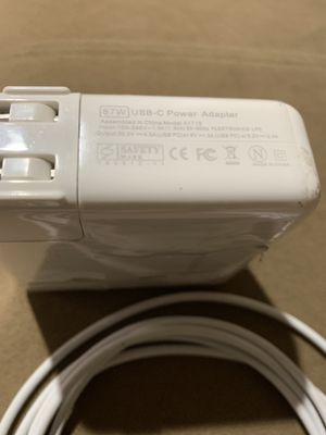 Mac book Charger C Type for Sale in Los Alamitos, CA