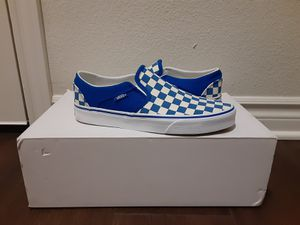 Vans women's size 8 for Sale in Bloomington, CA