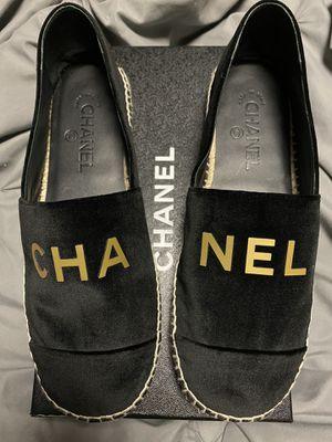 Chanel Espadrilles for Sale in Bridgeport, CT
