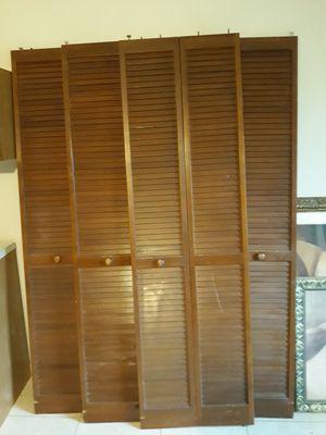 4 folding doors for Sale in Sanford, FL
