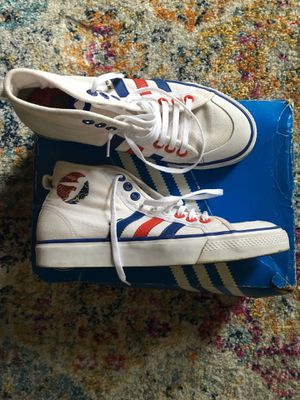 adidas originals/ Diesel. Limited edition. Men's size 8.5, excellent condition. for Sale in St. Louis, MO