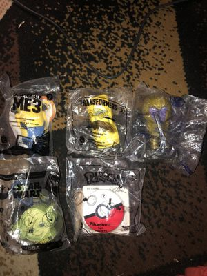 Mcdonald toy bundle for Sale in Dearborn Heights, MI