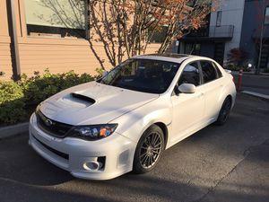 2011 Subaru WRX for Sale in Seattle, WA