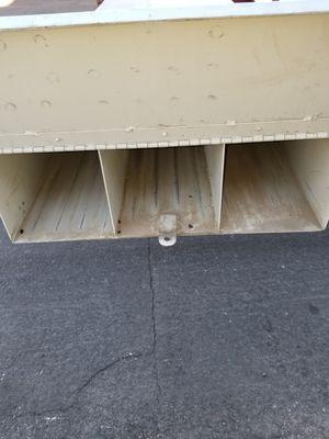 Ladder rack / tool box / material box for Sale in Las Vegas, NV