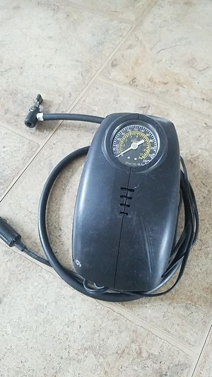 Portable car air compressor for Sale in Trenton, NJ