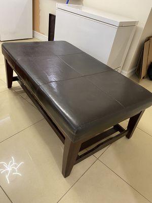 Ottoman coffee table for Sale in Hialeah, FL