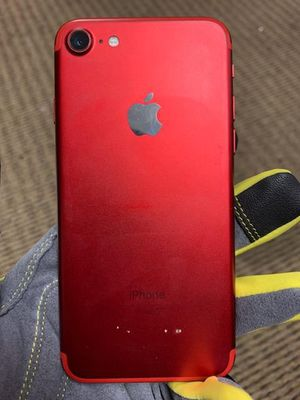 Unlocked iPhone 7 128GB Product Red for Sale in San Jose, CA