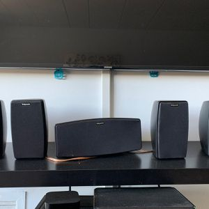 Amazing 5.1 Surround Sound System Pioneer And Klipsch for Sale in Alexandria, VA
