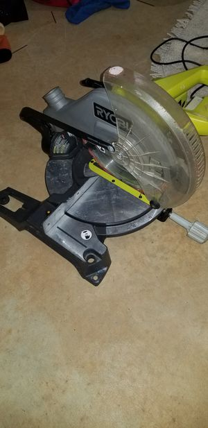 Ryobi Miter Saw for Sale in Atlanta, GA