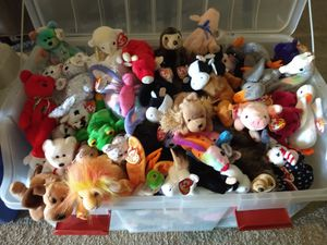 Ty Beanie Babies and Buddies for Sale in Oak Point, TX