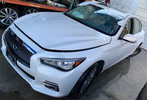 2014-2017 INFINITI Q50 Q50S ALL PARTS OUT! for Sale in Fort Lauderdale, FL