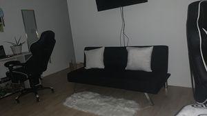 Black Sofa Bed (Futon) for Sale in Miami, FL