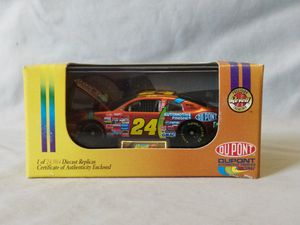 Jeff Gordon 1:64 scale Chromalusion diecast for Sale in Parkersburg, WV