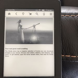 Kindle Paper white for Sale in Fort Myers, FL