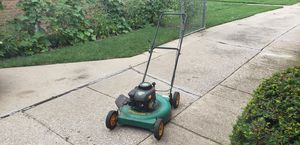 Weed eater lawn mower for Sale in Elmhurst, IL