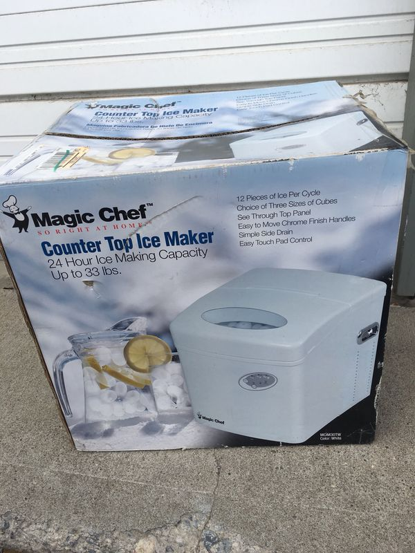 Ice Maker - Counter top