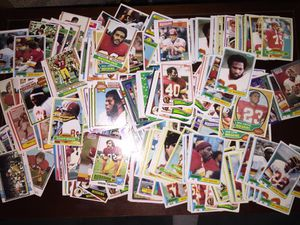 Thousands of Redskins Football Cards. Make an offer! for Sale in Alexandria, VA