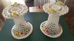 Antique China candlesticks for Sale in Hollywood, FL