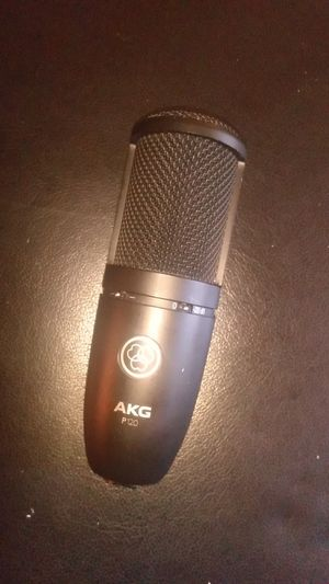 STUDIO MICROPHONE AKG P120 for Sale in Lemon Grove, CA