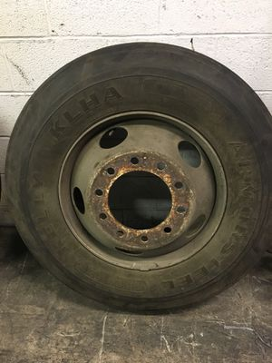 ArmorSteel Trailer Tire and Wheel Rim for Sale in Levittown, PA