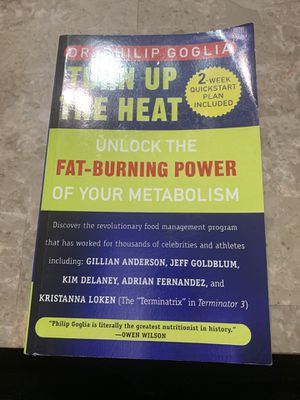 Free Book Fat Burning Power for Sale in Kendale Lakes, FL