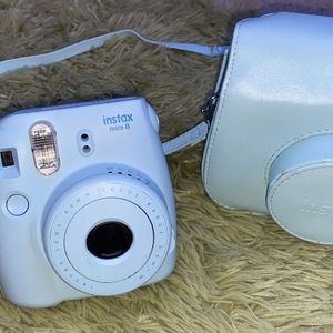 Instax Mini Camera And Case for Sale in San Jacinto, CA