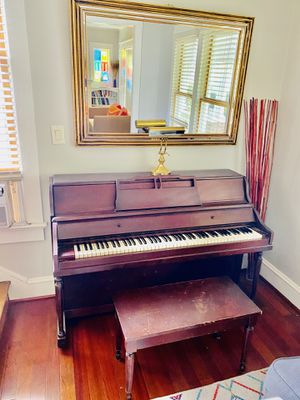 Antique Small Weaver Piano for Sale in Hyattsville, MD